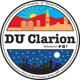 University of Denver Clarion Logo