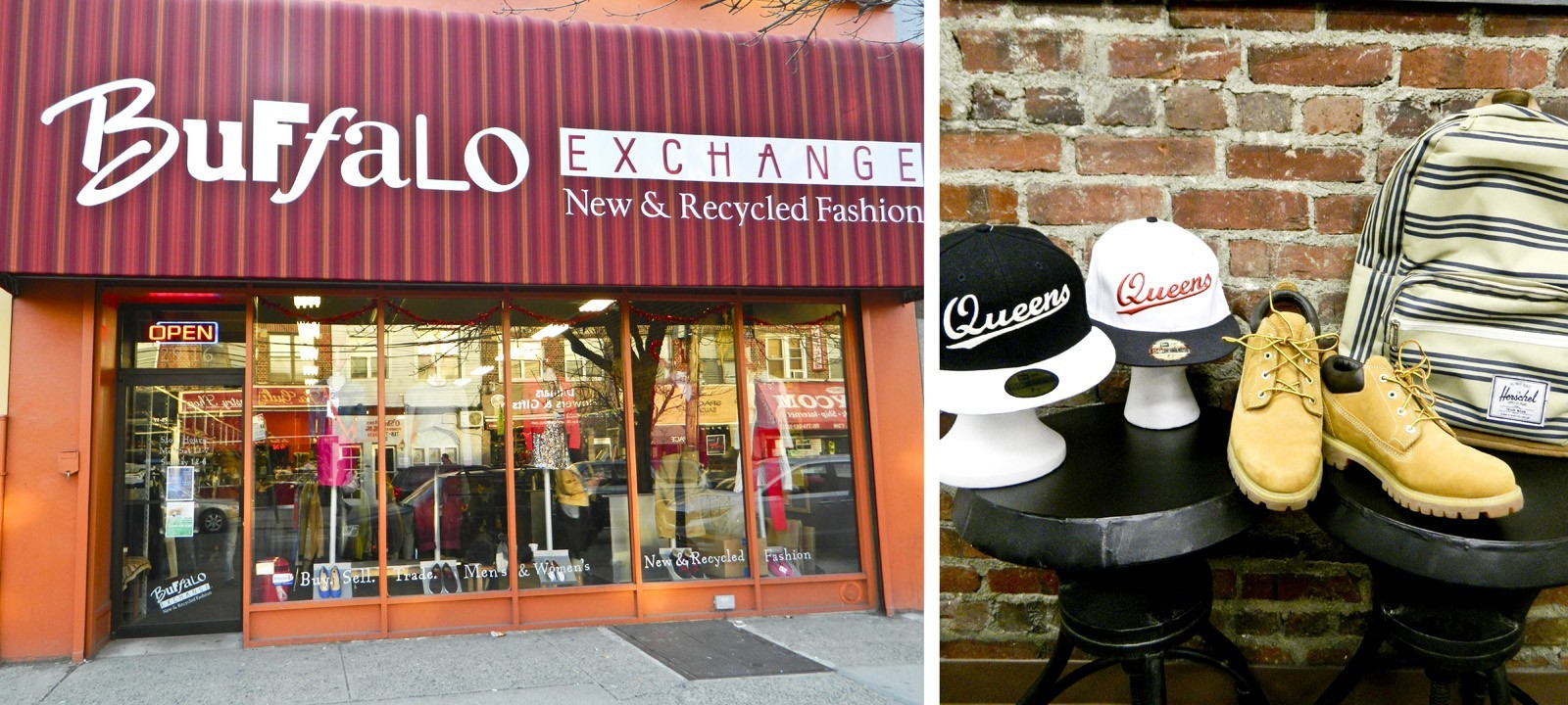 Cashier opening in new york ny buffalo exchange new for Fashion jobs hamburg