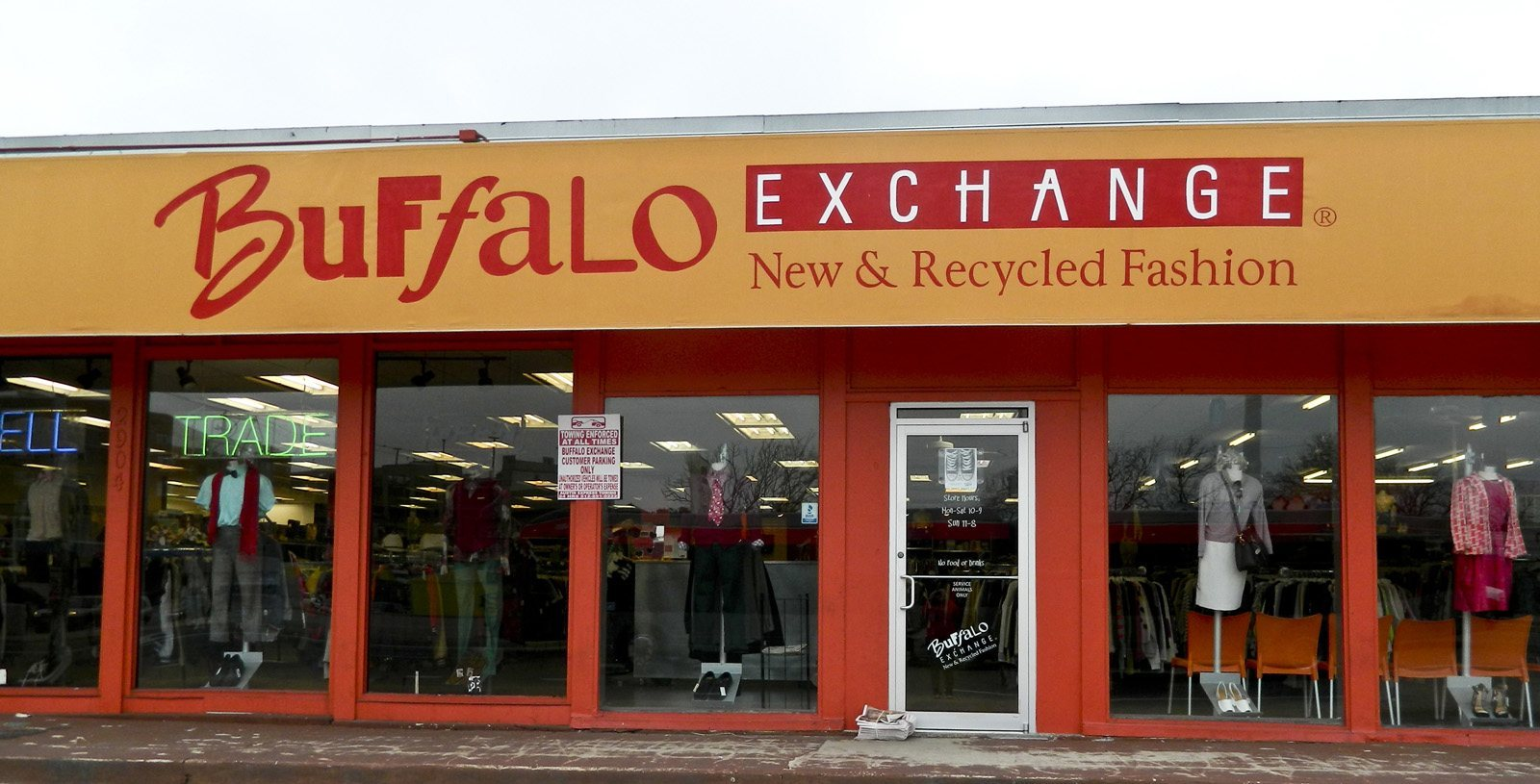 Entry level buyer opening in austin tx buffalo exchange for Fashion jobs hamburg