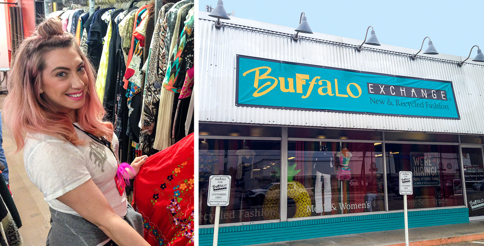 Cashier opening in houston tx buffalo exchange new for Fashion jobs hamburg
